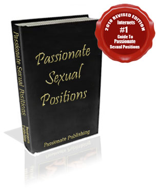 Passionate Sexual Positions Book