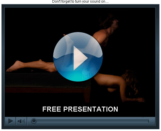 Sex Positions Free Presentation